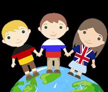 Клуб иностранных языков : английский,